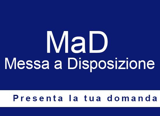 Regolamento M.A.D. 2020 – 2021