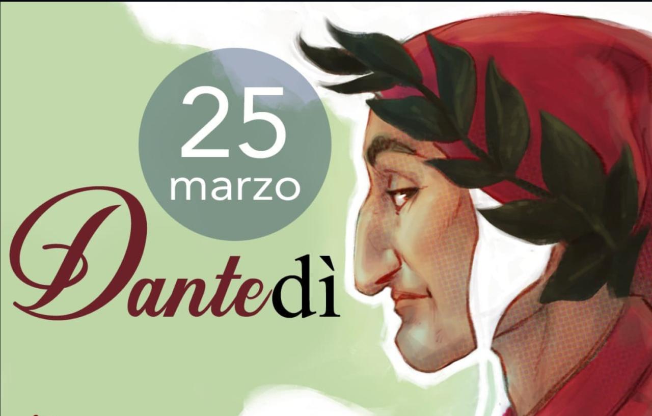 DanteDì – 25 Marzo 2021
